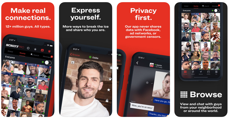 Older gay dating app